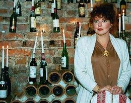 Magda Gessler w 1993 roku
