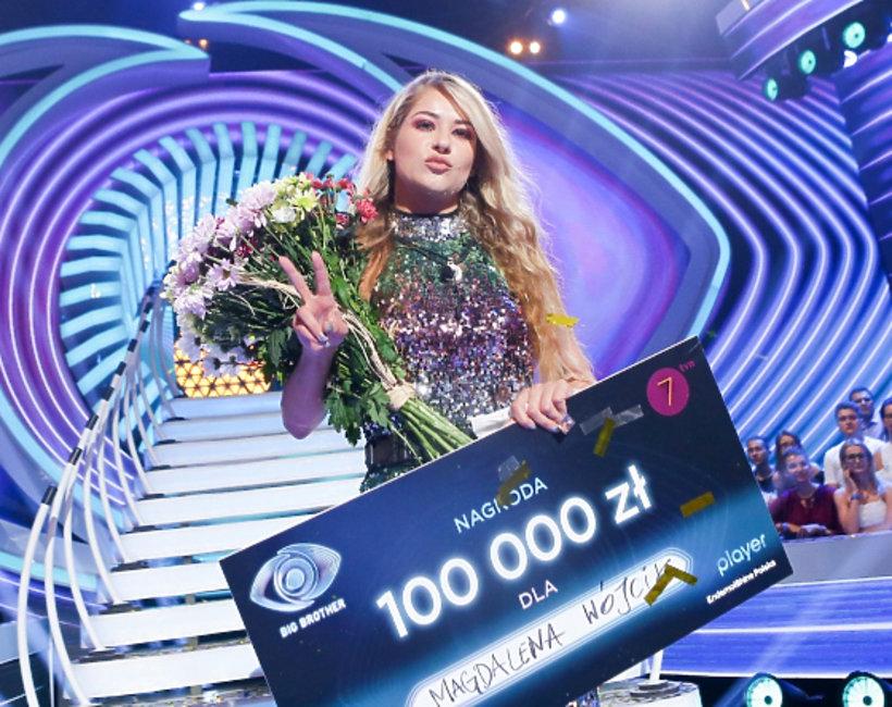 Magda Wójcik, finalistka Big Brothera