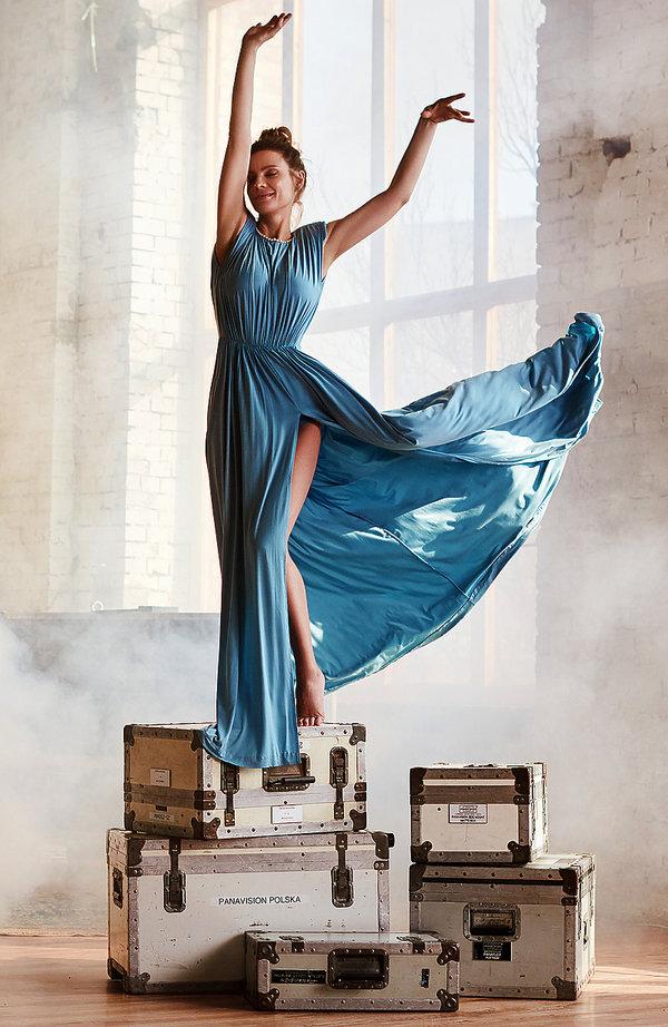 Magdalena Boczarska, Viva! kwiecień 2018
