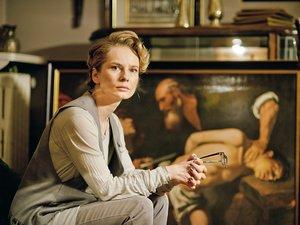 Magdalena Cielecka w serialu Pakt