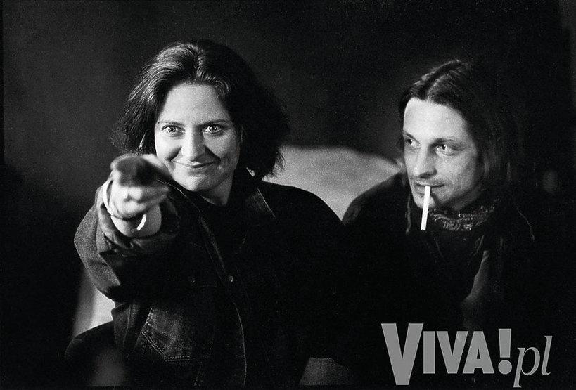 Magdalena i Piotr Łazarkiewicz