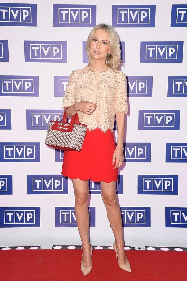 Magdalena Ogórek, ramówka TVP