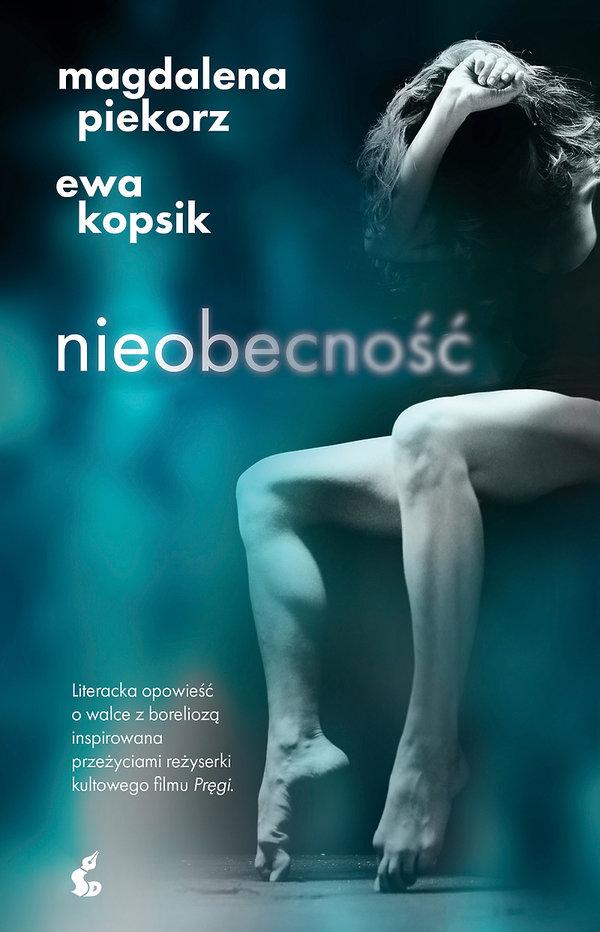 Magdalena Piekorz, książka Nieobecność