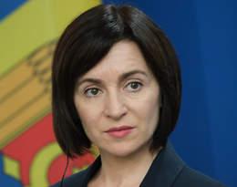 Maia Sandu prezydentem Mołdawii. To pierwsza kobieta na tym stanowisku w historii kraju