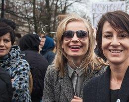 Maja Ostaszewska i Magdalena Cielecka