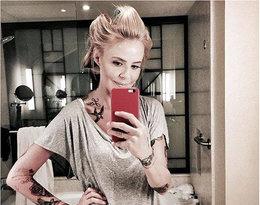 Maja Sablewska tatuaże