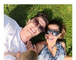 Majówka 2018: Anna i Robert Lewandowscy