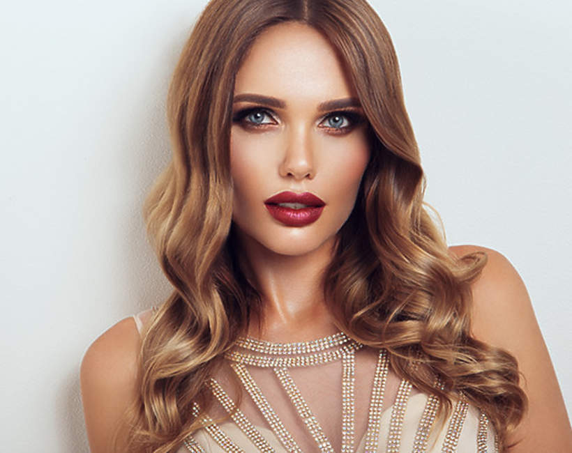 makijaż na dzień kobiet mocne oko