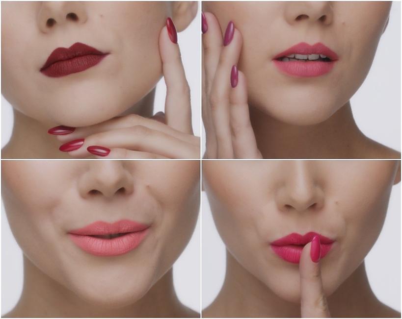 Makijaż na Walentynki od NeoNail