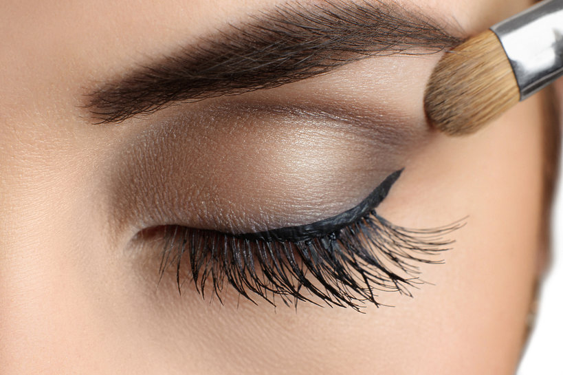 makijaż oczy
