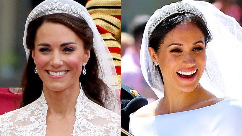 Makijaż ślubny Meghan Markle czy Kate Middleton?g