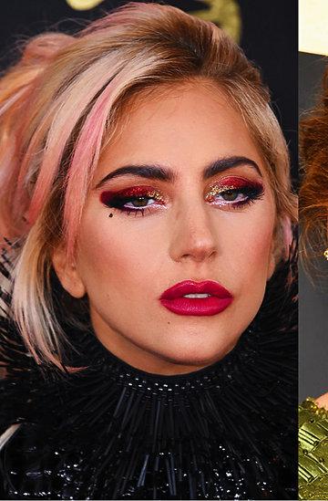 Makijaże Grammy 2017