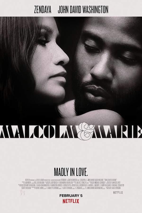 Malcolm i Marie film