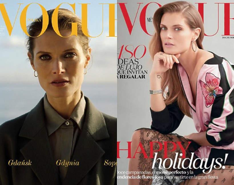 Małgorzata Bela, Vogue