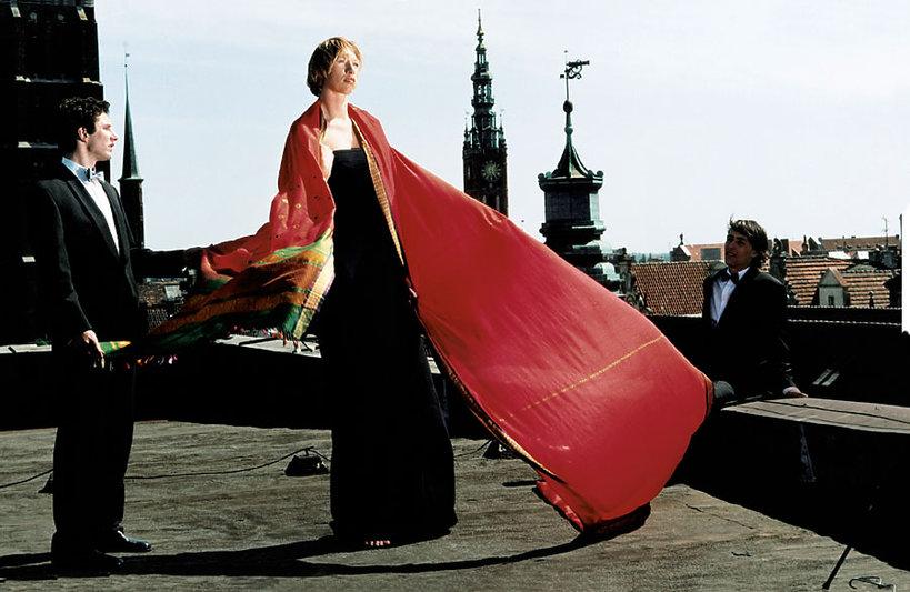 Małgorzata Dydek, Viva! czerwiec 2000