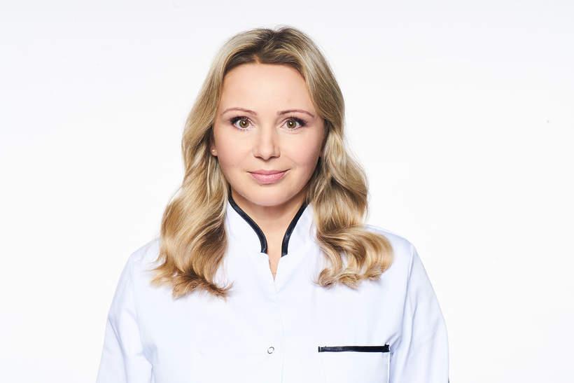 Małgorzata Huczek z Kliniki Dr Huczek Dr Wanat