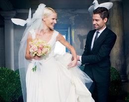 Tak wyglądał ślub i wesele Małgorzaty Kożuchowskiej i Bartka Wróblewskiego