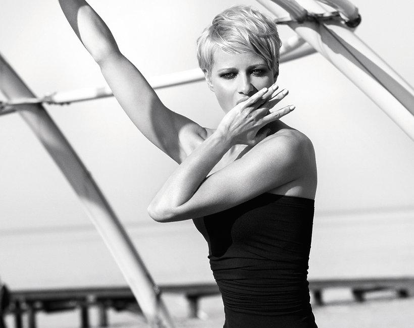 Małgorzata Kożuchowska, Viva! 2011, jamnik