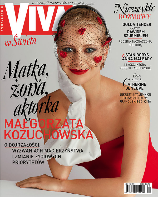 Małgorzata Kożuchowska, Viva! 25/2019