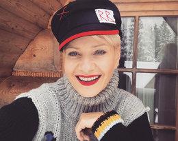 Małgorzata Kożuchowska w górach, Małgorzata Kożuchowska
