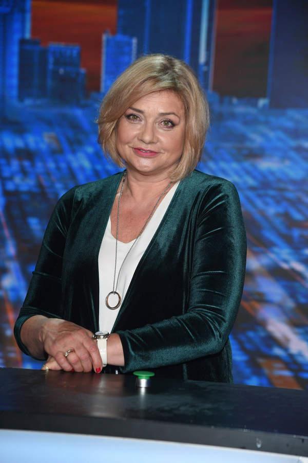 Małgorzata Ostrowska-Królikowska o żałobie po mężu