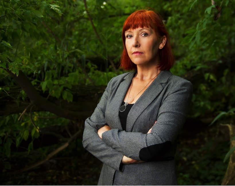 Małgorzata Rogala, autorka licznych kryminałów