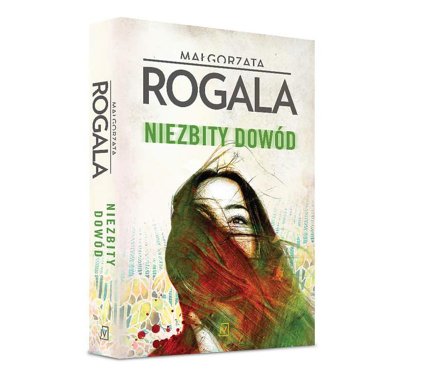 Małgorzata Rogala, nowa powieść