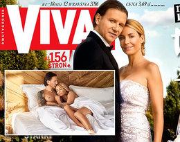 Ona Lady, on łobuz. Małgorzata Rozenek i Radosław Majdan w nowej VIVIE! o namiętnej miłości i perfekcyjnym ślubie