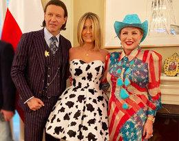 Małgorzata i Radosław Majdanowie pojawili się na przyjęciu w ambasadzie USA!