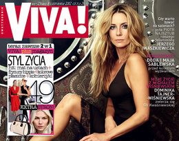 Małgorzata Rozenek, VIVA! listopad 2012