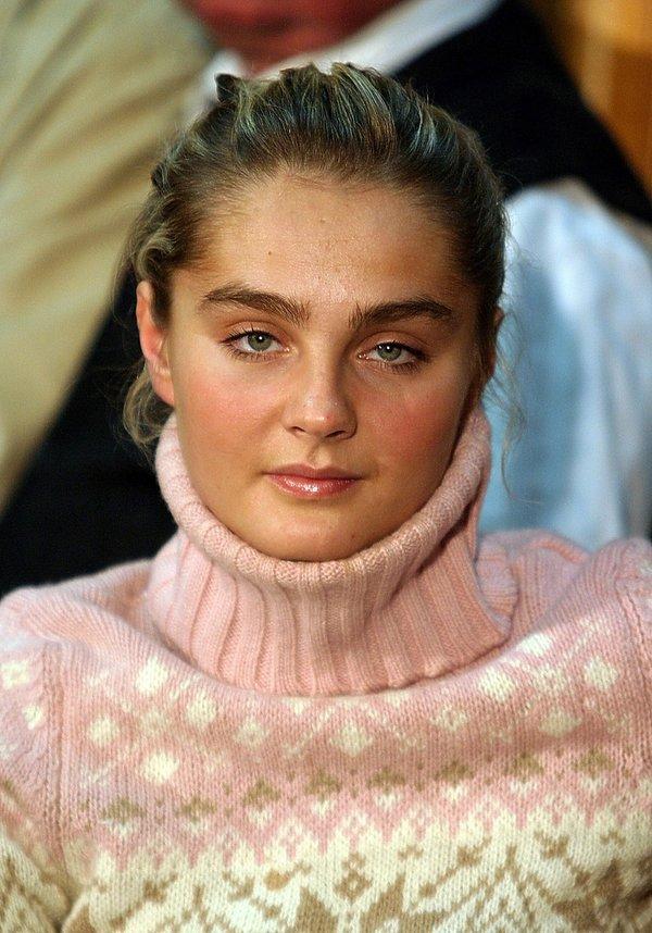 Małgorzata Socha, 2003 rok