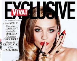 "Małgorzata Socha, ""Viva! Exclusive"" nr 1 2014"