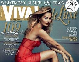 """Małgorzata Socha, """"Viva!"""" październik 2012"""