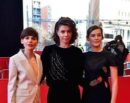 """Małgorzata Szumowska z filmem """"Twarz"""" na Festiwalu w Berlinie, 2018 rok"""
