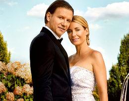Dziś świętują 2. rocznicę ślubu. Przypominamy wyjątkową sesję Małgorzaty i Radosława Majdanów!