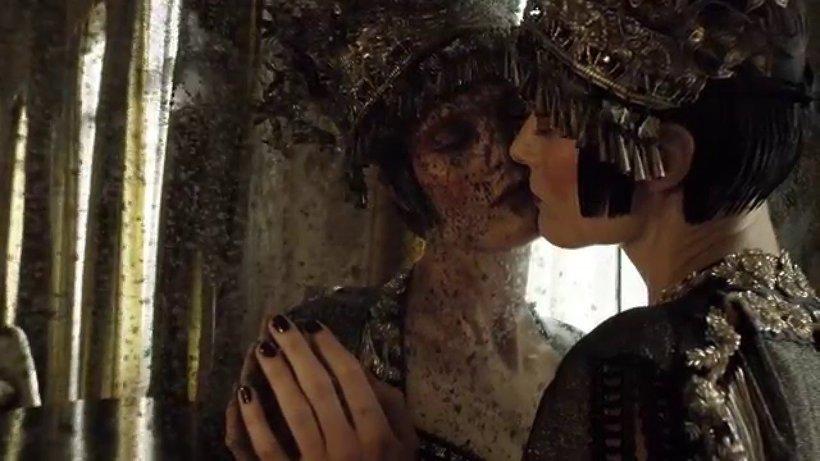 Małgosia Bela jako markiza Luisa Casati