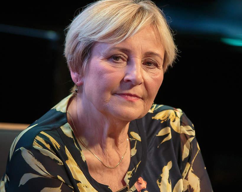 Mama Anny Przybylskiej, Krystyna Przybylska