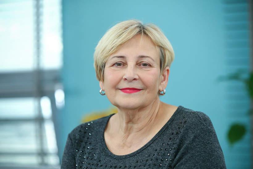 Mama Anny Przybylskiej, Krystyna Przybylska ma koronawirusa
