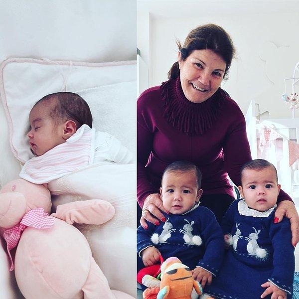Mama Cristiano Ronaldo z jego dziećmi