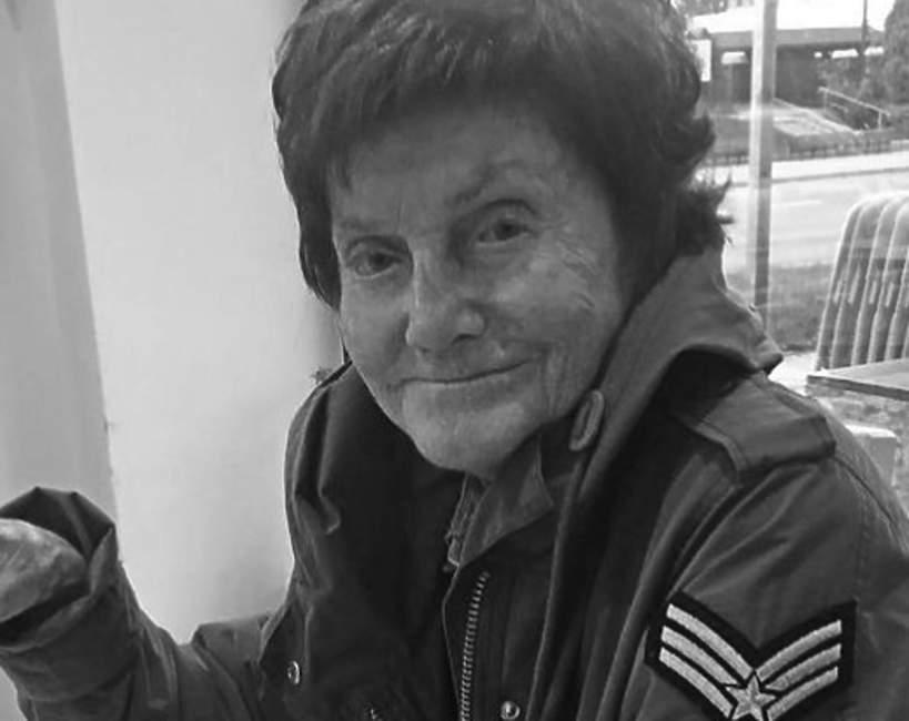 Mama Ewy Sałackiej, Barbara Sałacka nie żyje