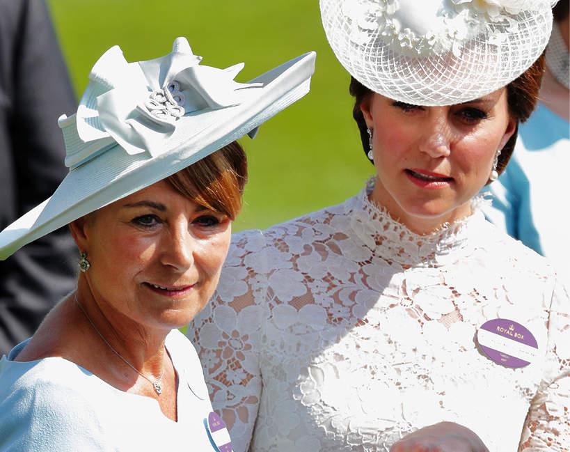 Mama księżnej Kate, Carole Middleton