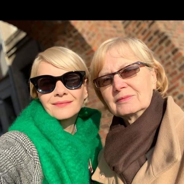 mama malgorzata kozuchowskiej ocalila jej zycie