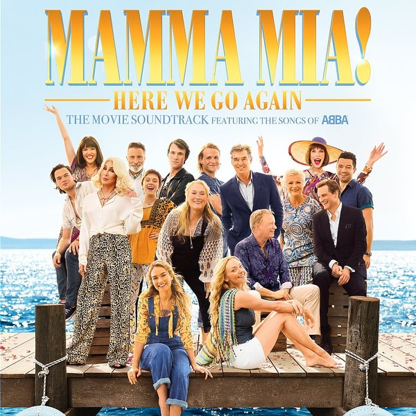 Mamma Mia! Here We Go Again, Mamma Mia 2