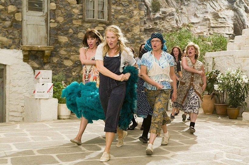 Mamma Mia, Meryl Streep