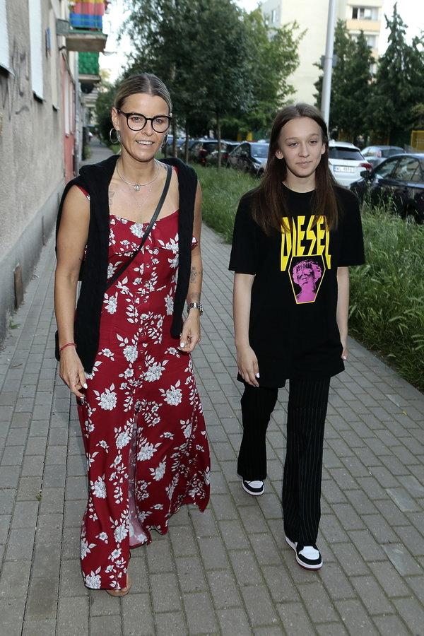 Mandaryna, Fabienne Wiśniewska