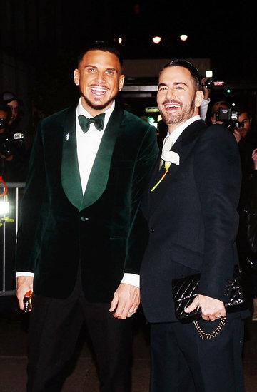 Marc Jacobs wziął ślub, Marc Jacobs