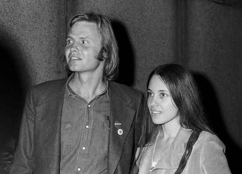 Marcheline Bertrand, Jon Voight