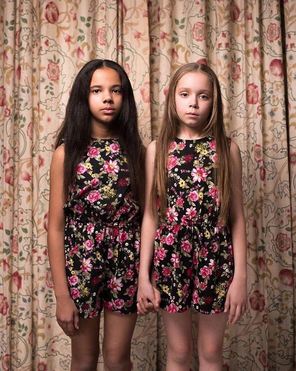 Marcia i Millie Biggs, bliźniaczki