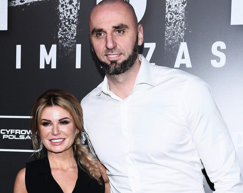 Marcin Gortat i Żaneta Stanisławska wzięli ślub?
