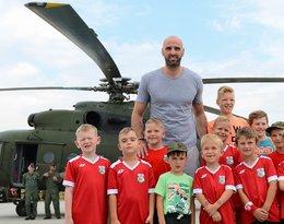 Marcin Gortat uwielbia dzieci, chce mieć rodzinę